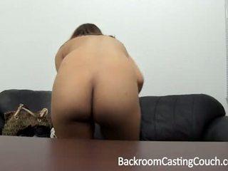 Blaxican assfuck och anala creampie gjutning