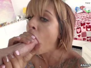 Inked Babe Sammie Six Loves Anal, Free HD Porn d5