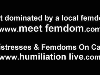 nominale seksspeeltjes actie, vrij vid, femdom thumbnail
