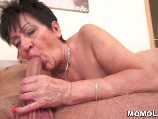 Cockhungry Grandma Fucked Hard, Free Lusty grandmas HD Porn