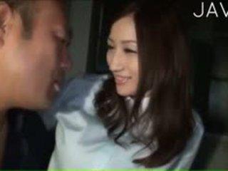 japonês real, mais big boobs, dedilhado