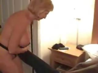 Mature Real Wife Enjoys Big Black Dick with Hubbys...