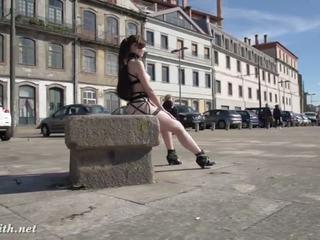 vol brunette, meest kaukasisch, ideaal solo girl klem