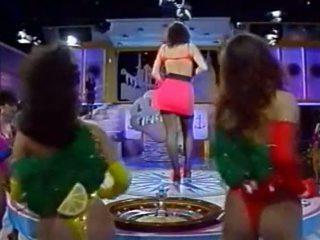 Italiýaly tv show - tutti frutti - kandidatin sabine