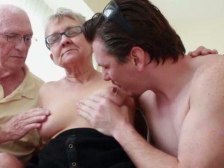 סווינגרס, תחתים גדול, סבתות