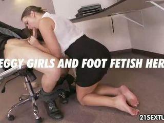 Birou costum picior
