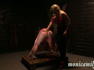 Inside Monicamilf S Dungeon - 30 Min Femdom Slave: Porn 56