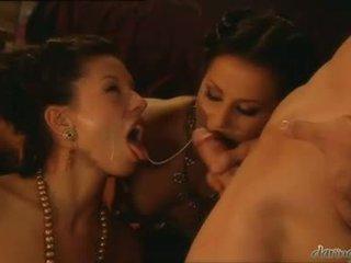 Sizzling dora venter receives den perfekt reward hun alltid ønsket og craved