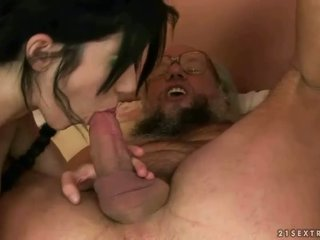 brunette, hardcore sex, oral sex