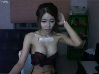 webcam, alle dünn alle, sehen koreanisch