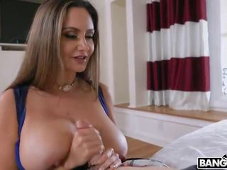 Bangbros - Ava Fucks Her Stepson For Sniffing Her Panties