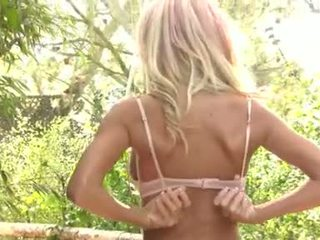 ideal striptease you, outdoor, nice caning