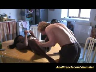 French African Babe Loves Deep Anal, Free Porn 70