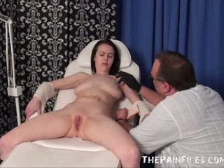 Emilys extreme needle torture and gagged medical