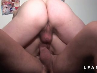 ideal double penetration movie, french posted, anal