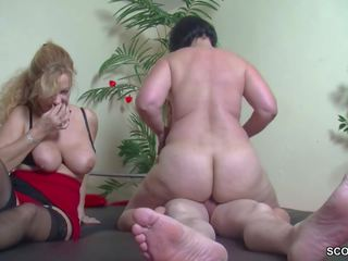 Real German Couple in Female Porn Casting: Free HD Porn 44