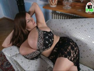 Великі Натуральні Цицьки порно