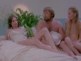 u wijnoogst video-, drietal porno, heet thuis