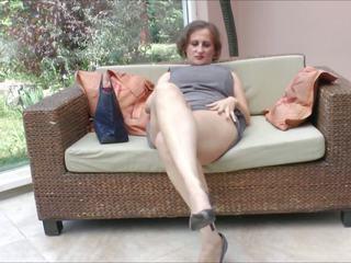 Stephana: Free High Heels & Mature Porn Video 8b