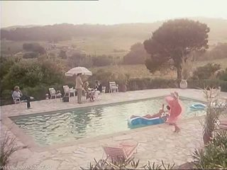 Scene from Dans La Chaleur De St Tropez 1981 Marylin...