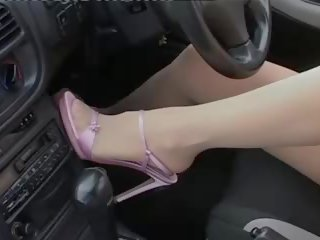 ideal milfs scene, outdoor action, rated pantyhose clip