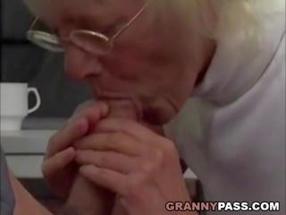 Granny Takes Huge Cock in Office, Free Porn 0e
