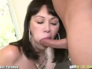 Daughter Catches Mom Getting ASS FUCKED