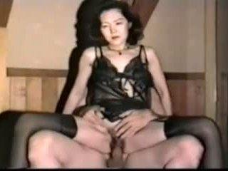 japanse video-, matures film, vol anaal kanaal