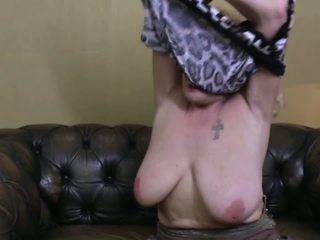 Old Grandma with Big Saggy Tits and Thirsty Cunt: Porn eb