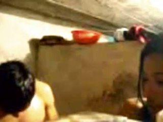 Arab teens magkantot sa ang banyo