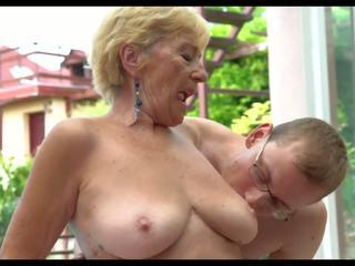 Rot Kopf Mutter Teaches Sex