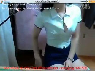 Dziewczyna thailan pokaz