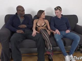 Wife Takes it up the Ass from a Black, HD Porn 0f