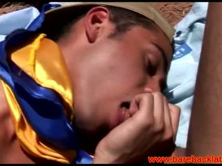 Latin b-y scouts sixtynining and anal sex