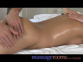 Masaj rooms sexy zuzana gets double atenție în bisexual in trei