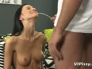 gratis pissing, pis video-, golden showers klem