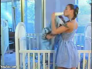 alle babysitter, zwerg beste, heiß zwerge frisch