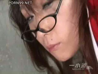 japanse neuken, echt pussyfucking neuken, ideaal bril