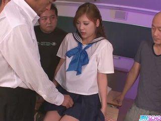 orgy (group), suullinen, teini-ikäinen, aasialainen