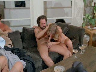 Champagne Orgy: Free French Porn Video f1