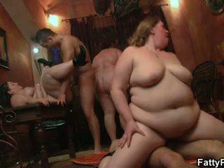 kijken party sex neuken, bbw gangbang mov, ideaal bbw group tube