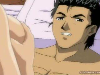 Kenichi loving ένα ακατάστατος μουνί juice όλα πέρα του co