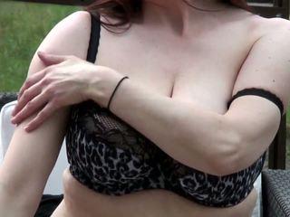 Milf Creamy Meise Muschi Groß Extreme dildo,
