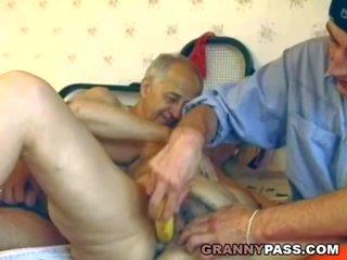 oma film, ideaal grannies vid, matures porno