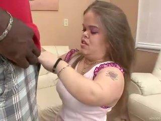 een interraciale mov, heetste midgets porno