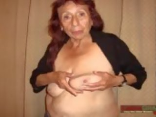 Latinagranny Mature Showoff Ladies of Great Age: HD Porn 35