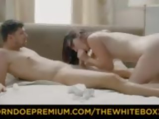 The White Boxxx - Intense Sex and Cum on Pussy for Hot