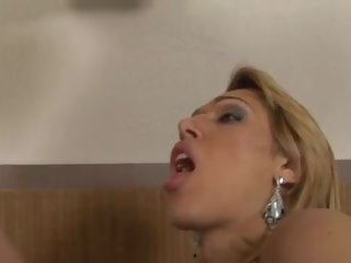 Paola Fucked And Creampied