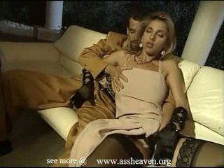 een orale seks, vaginale sex video-, nieuw cum shot scène