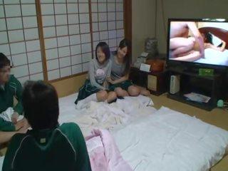 controleren brunette mov, japanse seks, een zoenen kanaal